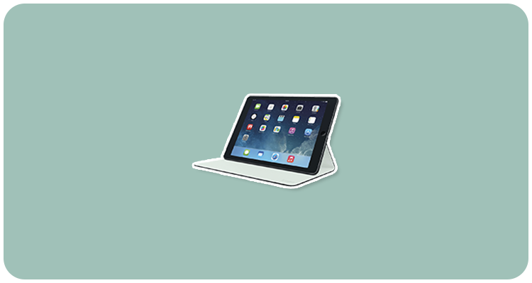 Tablet para estudantes