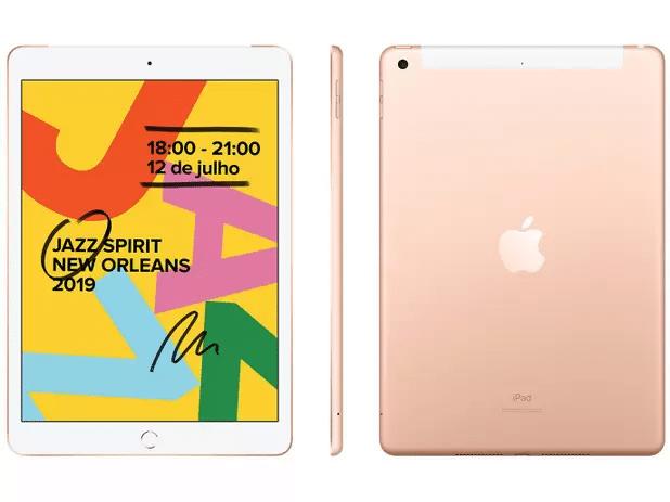 Apple iPad, um dos melhores tablets para estudar