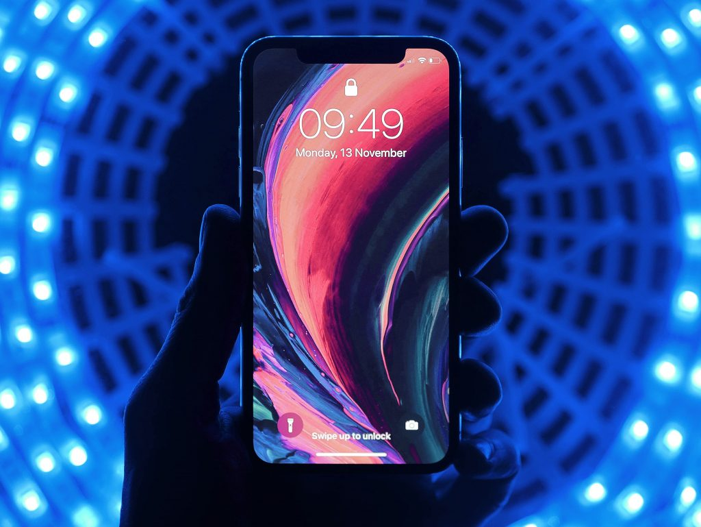 Tela iPhone 12