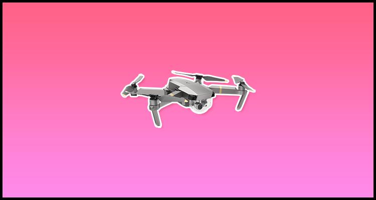 Cupom de Desconto Drones